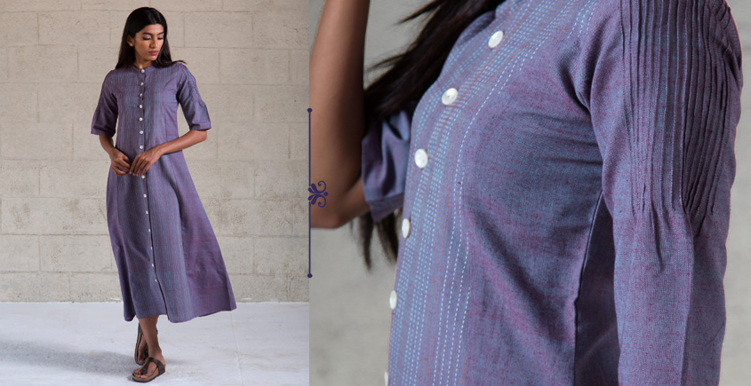 Nool ✻ Kattam Handwoven Dress ✻ 23