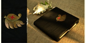Ratnaprabha ⚛ Handwoven Chanderi Saree ⚛ 12