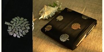 Ratnaprabha ⚛ Handwoven Chanderi Saree ⚛ 13