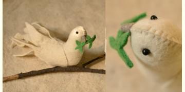 Tis the Season ☃ Felt  Toy⚶ Birdie { Tree Topper } ☃ 4