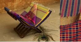 Colors of Devotion ~ Maheshwari Saree * 29