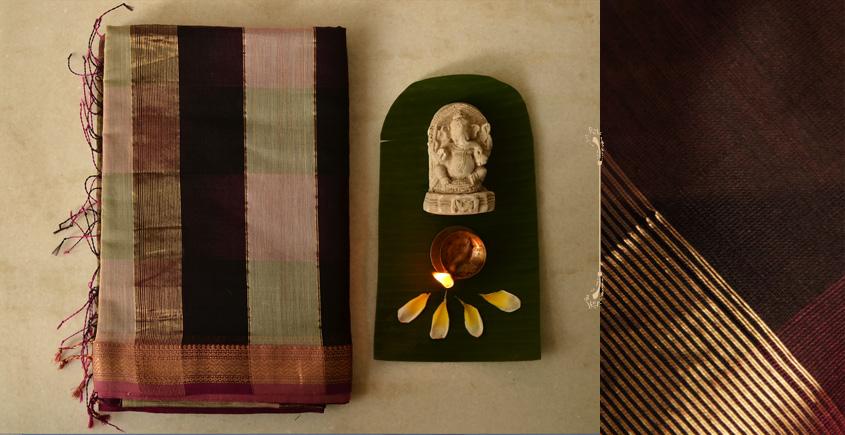 Meenakshi ⚘ Maheshwari Saree ⚘ 19