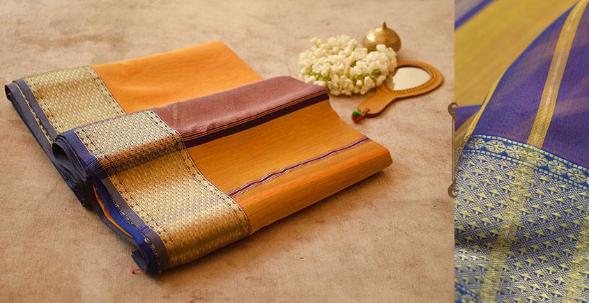 Tabassum ☙ Maheshwari Silk Saree ☙ 10