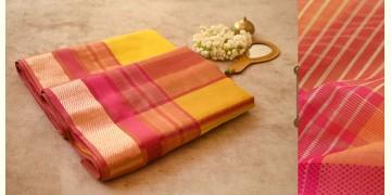 Tabassum ☙ Maheshwari Silk Saree ☙ 11