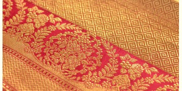 Madhubala ✽ Banarasi Silk Saree ✽ 10