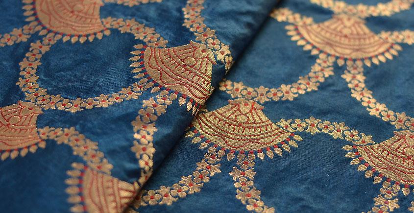 Madhubala ✽ Banarasi Silk Saree ✽ 5