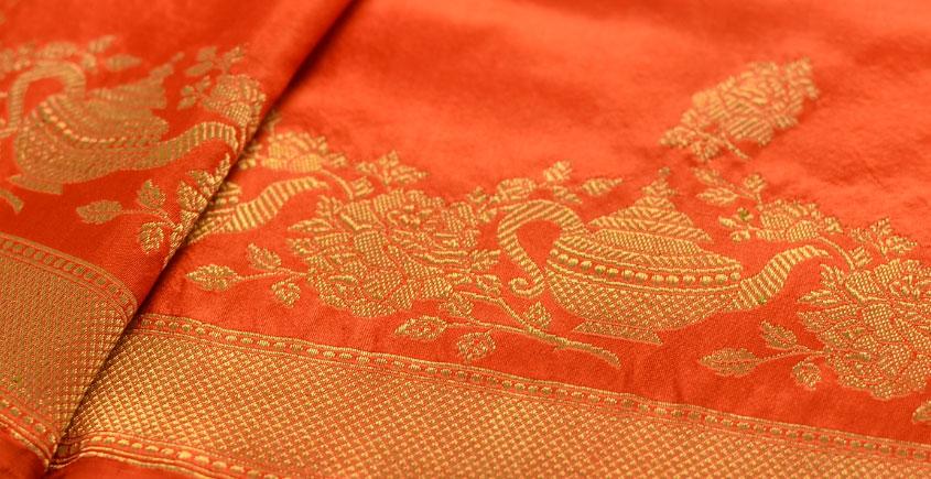 Madhubala ✽ Banarasi Silk Saree ✽ 6