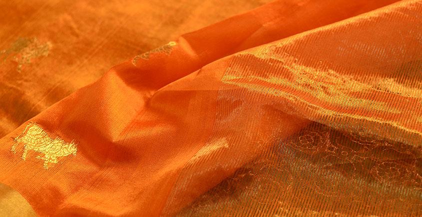 Madhubala ✽ Banarasi Silk Saree ✽ 16