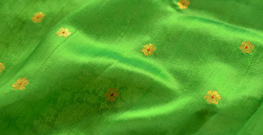 Madhubala ✽ Banarasi Silk Saree ✽ 19