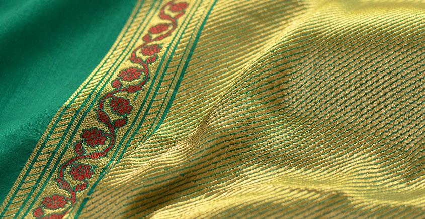 Madhubala ✽ Banarasi Silk Saree ✽ 22