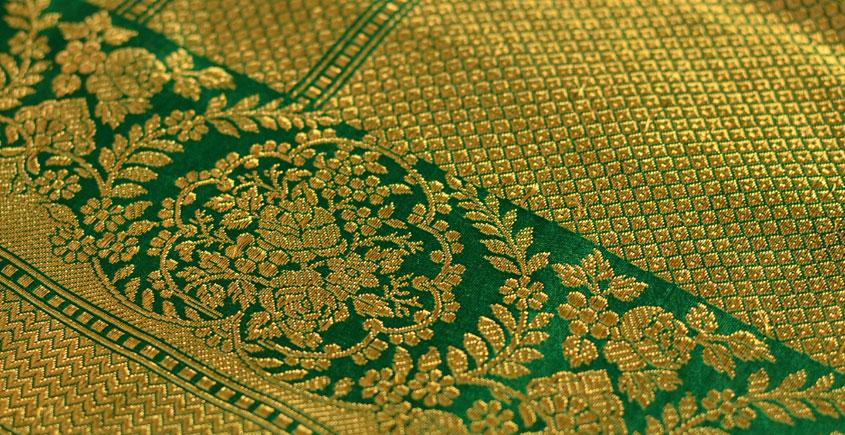 Madhubala ✽ Banarasi Silk Saree ✽ 25