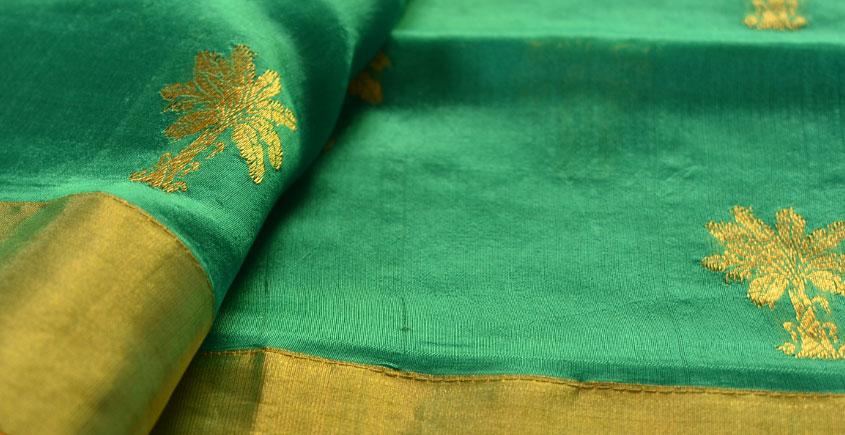 Madhubala ✽ Banarasi Silk Saree ✽ 26