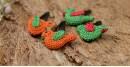 Samoolam ⚘ Crochet jewelry { Hair Clips } 21