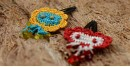 Samoolam ⚘ Crochet jewelry { Hair Clips } 24
