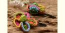 Samoolam ⚘ Crochet jewelry { Hair Clips } 25