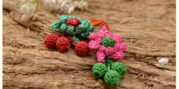 Samoolam ⚘ Crochet jewelry { Hair Clips } 28