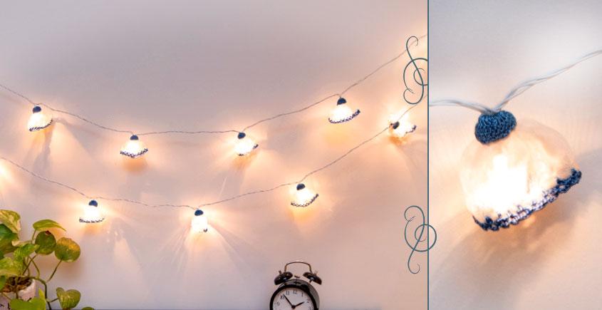 Samoolam ⚘ Crochet Fairy Lights ⚘ 35
