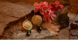 Crochet jewelry { Earrings } 4