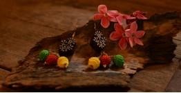 Crochet jewelry { Earrings } 10