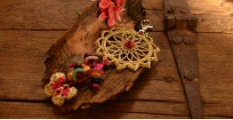 Crochet jewelry { Keychain } 22