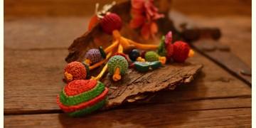 Crochet jewelry { Keychain } 24