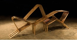 Truss Me ~ Book Shelf: Landscape