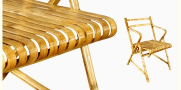 Truss Me ~ 'A' Chair with slat seat