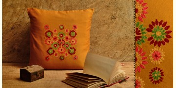 Cushioned living ~ Daffodils (Golden yellow * 15 x 15)