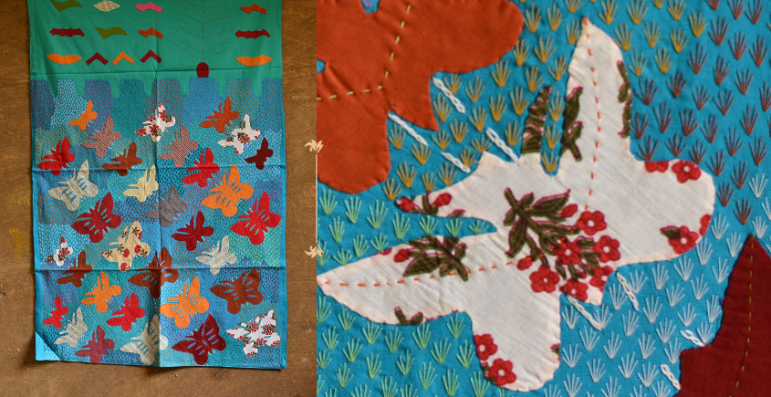 Rural trails ~ Butterfly Wall Hanging ~ 18