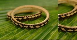 Twipura Sundari ~ Bamboo Bangles ~ 8 { 7cm }