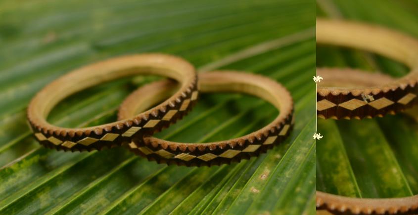 Twipura Sundari ~ Bamboo Bangles ~ 10 { 5.5cm }