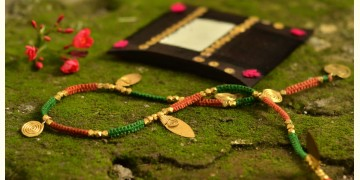 Matsyagandha ❂ Brass Jewellery ❂ Necklace { 13 }