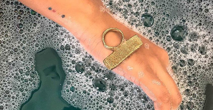 Ocean Ring ✼ H