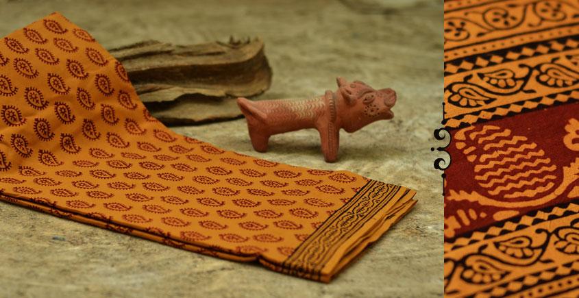Bhagni * बाघनी { Bagh Printed Saree - 20 }