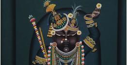 Shrinath ji  ( 19 X 13 inch )