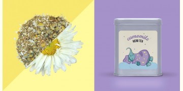 Camomile Flower Herb Tea ~ ( Loose Leaf )