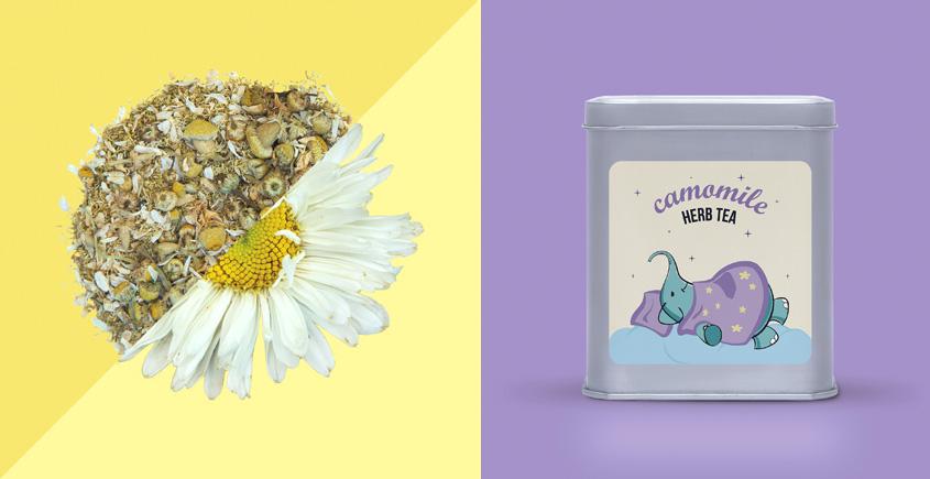 Camomile Flower Herb Tea ~ ( Loose Leaf )