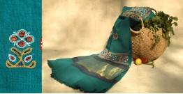 शाकरचित | Shakrachit ⚹ Handwoven Woolen Shawl { 13 }