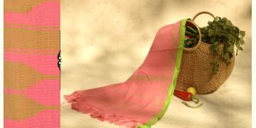 शाकरचित | Shakrachit ⚹ Handwoven Woolen Shawl { 3 }