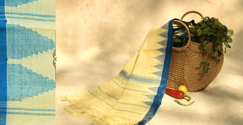 शाकरचित   Shakrachit ⚹ Handwoven Woolen Shawl { 2 }