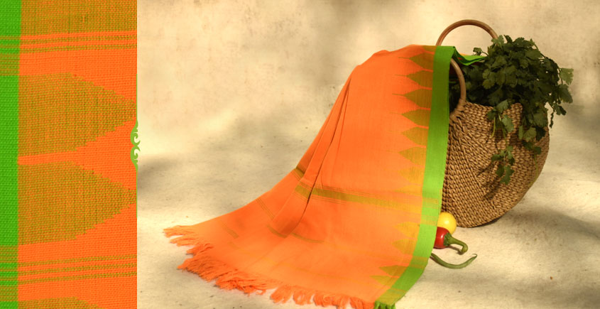 शाकरचित | Shakrachit ⚹ Handwoven Woolen Shawl { 1 }