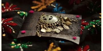 Chandraprabha * चंद्रप्रभा ~ Vintage Pendent - 4