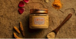 Ubtan ☘ Face Scrub - D Tan Scrub ☘ 5 { 75gm }
