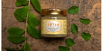 Ubtan ☘ Herb Enriched Hair Repair Mask ☘ 8 { 90gm }