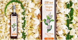 Ubtan ☘ Mogra Water ☘ 15 { 200ml }