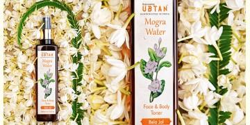 Ubtan ☘ Mogra Water ☘ 15 { 200ml }