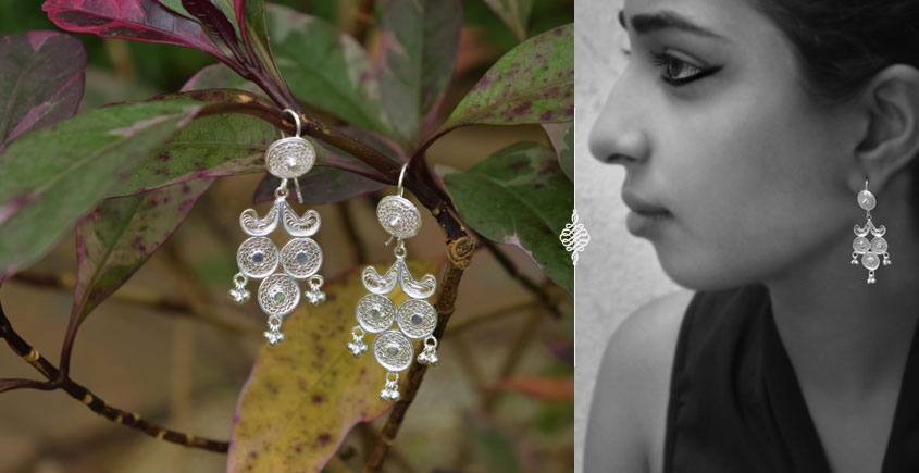 Shashi ✺ Filigree Earrings ✺ 6