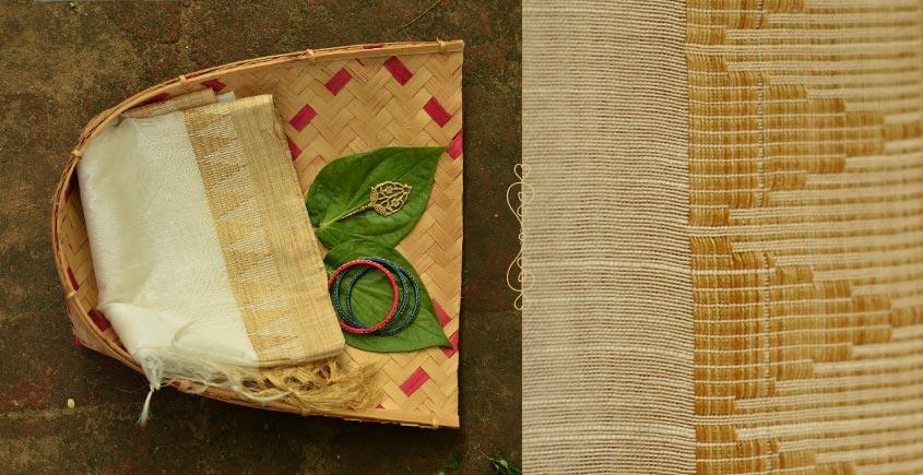 Karuvaki ~*~ Bhagalpuri  Cotton Dupatta ♦♢ 7 ♢♦