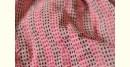 सिन्धु ✛ Handwoven . Cotton Bandhani Saree ✛ 10