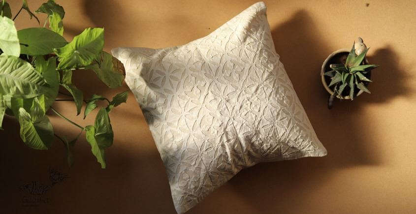 Applique Kaam ⌘ Cushion Cover ⌘ 6